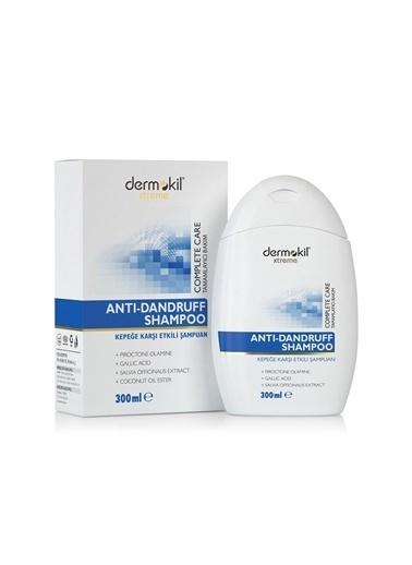 Dermokil Dermokil Anti-Dandruff Kepeğe Karşı Etkili Şampuan Renksiz